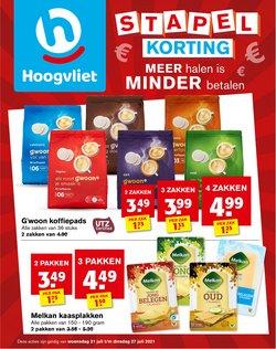 Aanbiedingen van Hoogvliet in the Hoogvliet folder ( Vervalt vandaag)