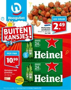 Aanbiedingen van Hoogvliet in the Hoogvliet folder ( Nog 7 dagen)
