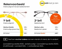 Catalogus van Eye Wish Opticiens ( Vervallen )