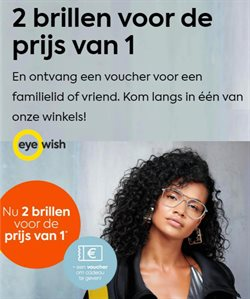 Catalogus van Eye Wish Opticiens ( Net gepubliceerd )