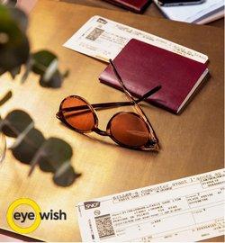 Aanbiedingen van Opticien in the Eye Wish Opticiens folder ( Net gepubliceerd)