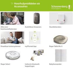 Catalogus van Schoonenberg Hoorcomfort ( Vervallen )