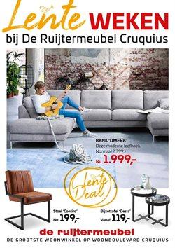 Aanbiedingen van De Ruijtermeubel in the Cruquius folder