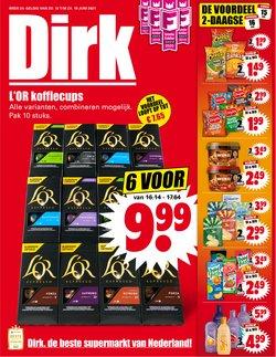 Aanbiedingen van Supermarkt in the Dirk folder ( Nog 3 dagen)