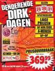 Catalogus van Dirk ( Verloopt morgen )