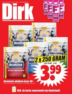 Aanbiedingen van Supermarkt in the Dirk folder ( Verloopt morgen)