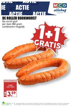 Aanbiedingen van Supermarkt in the MCD Supermarkt folder ( Vervalt vandaag)