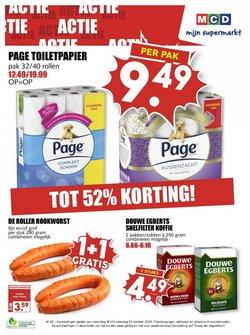 Catalogus van MCD Supermarkt ( Vervalt vandaag)