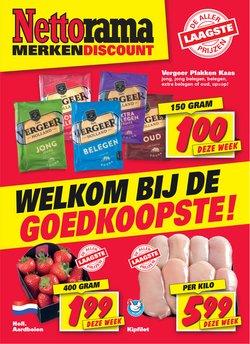 Aanbiedingen van Supermarkt in the Nettorama folder ( Nog 3 dagen)