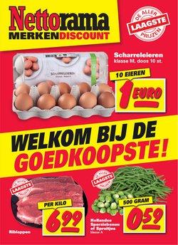 Aanbiedingen van Supermarkt in the Nettorama folder ( Nog 2 dagen)