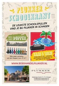 Aanbiedingen van Boekhandel Plukker in the Boekhandel Plukker folder ( Nog 6 dagen)