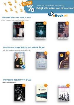 Aanbiedingen van Boeken & Muziek in the eBook.nl folder ( 3 dagen geleden )