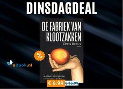 Aanbiedingen van Boeken & Muziek in the eBook.nl folder ( Nog 7 dagen)