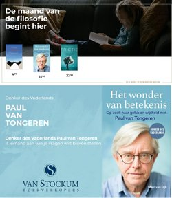 Catalogus van Van Stockum ( Nog 6 dagen )
