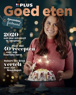 Catalogus van Plus ( Nog 26 dagen )