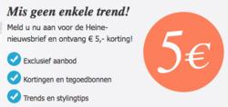 Aanbiedingen van Heine in the Amsterdam folder