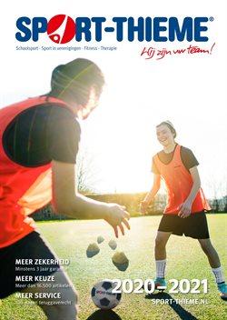Catalogus van Sport-Thieme ( Meer dan een maand )