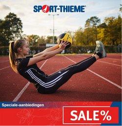 Aanbiedingen van Sport in the Sport-Thieme folder ( Nog 4 dagen)