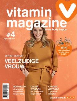 Aanbiedingen van Vitaminstore in the Vitaminstore folder ( Nog 6 dagen)