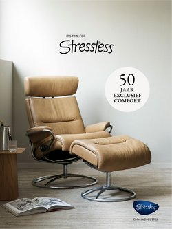 Aanbiedingen van Stressless in the stressless folder ( Meer dan een maand)