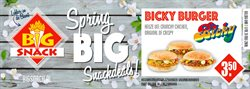 Restaurants Aanbiedingen in de Big Snack folder in Hoorn