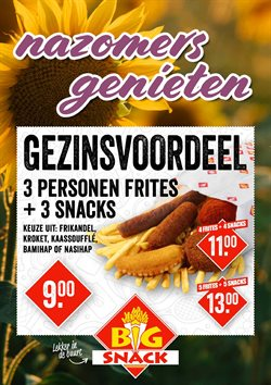 Catalogus van Big Snack ( Verloopt morgen )