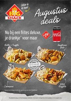 Aanbiedingen van Restaurants in the Big Snack folder ( Nog 25 dagen)