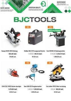 Catalogus van BJC tools ( Nog 13 dagen )