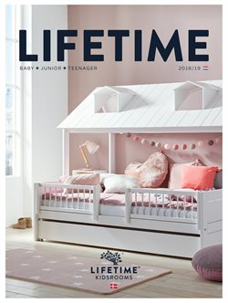Aanbiedingen van LIFETIME Kidsroom in the Den Haag folder