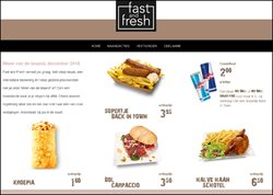 Aanbiedingen van Fast and Fresh in the Amsterdam folder