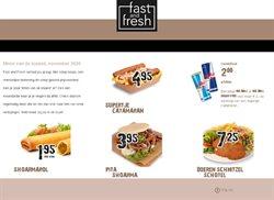 Aanbiedingen van Restaurants in the Fast and Fresh folder ( Vervalt vandaag )