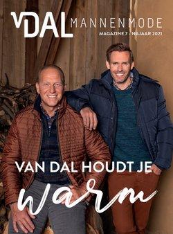 Aanbiedingen van Kleding, Schoenen & Accessoires in the Van Dal Mannenmode folder ( Meer dan een maand)