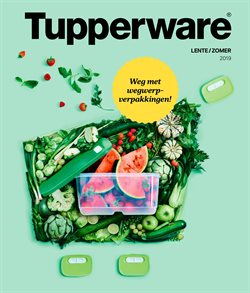 Aanbiedingen van Tupperware in the Amstelveen folder