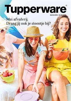 Aanbiedingen van Tupperware in the Amstelveen folder