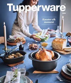 Catalogus van Tupperware in Den Haag ( Nog 10 dagen )