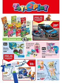 Baby, Kind & Speelgoed Aanbiedingen in de Toys2Play folder in Ermelo