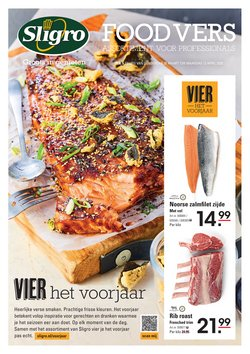 Catalogus van Sligro ( Nog 13 dagen )