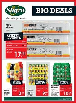 Aanbiedingen van Supermarkt in the Sligro folder ( Nog 5 dagen)