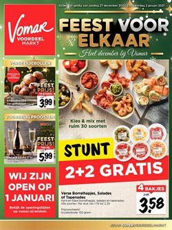 Catalogus van Vomar in Amsterdam ( Vervallen )