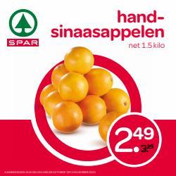 Aanbiedingen van Supermarkt in the Spar folder ( Net gepubliceerd)
