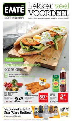 Aanbiedingen van Emte in the Enschede folder