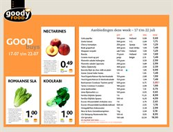 Aanbiedingen van Goodyfood in the Amersfoort folder