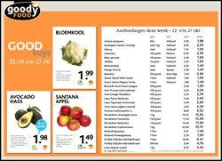 Biomarkt Aanbiedingen in de Goodyfood folder in Amsterdam