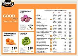 Biomarkt Aanbiedingen in de Goodyfood folder in Diemen