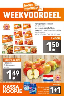 Supermarkt Aanbiedingen in de Troefmarkt folder in Uden