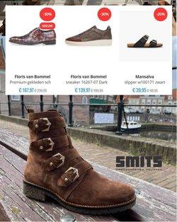 Aanbiedingen van Smits Schoenen in the Smits Schoenen folder ( Nog 19 dagen)