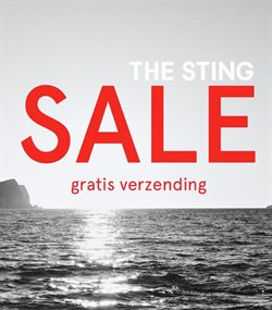 Catalogus van The Sting ( Nog 16 dagen )
