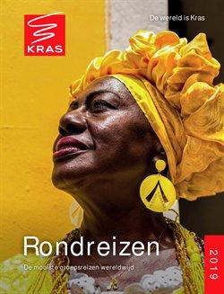 Vakantie & Reizen Aanbiedingen in de Kras folder in Amsterdam