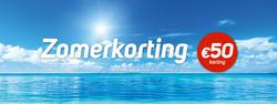 Aanbiedingen van Corendon Vliegvakanties in the Haarlem folder