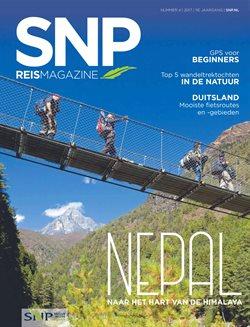 Aanbiedingen van SNP reizen in the Beuningen folder